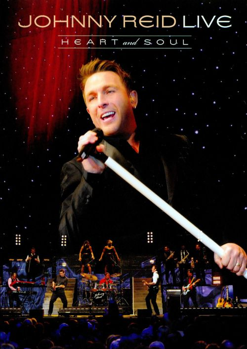 Johnny Reid Live: Heart and Soul [DVD]