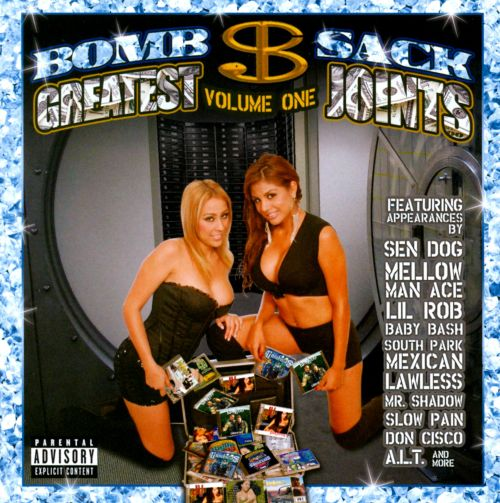 Bomb Sack Greatest Joints, Vol. 1