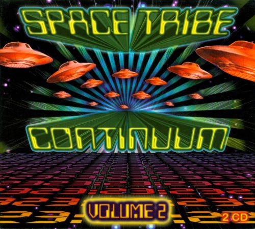 Space Tribe Continuum, Vol. 2
