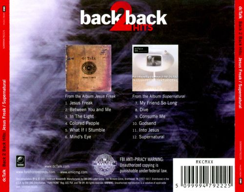 Back 2 Back Hits: Supernatural/Jesus Freak