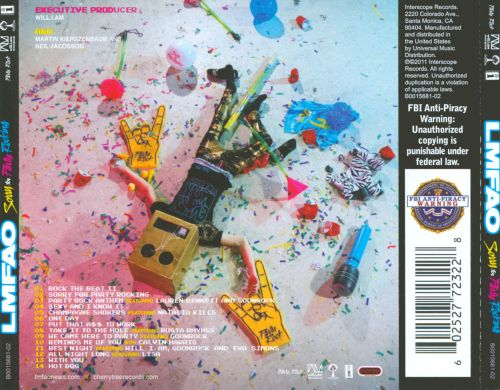 Sorry for Party Rocking [Deluxe Edition]
