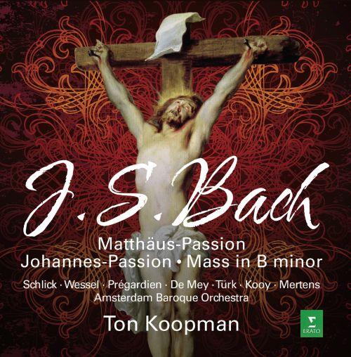 J.S. Bach: St. Matthew Passion; Mass in B minor
