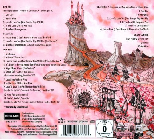 In the Land of Grey and Pink [40th Anniversary Deluxe Edition]