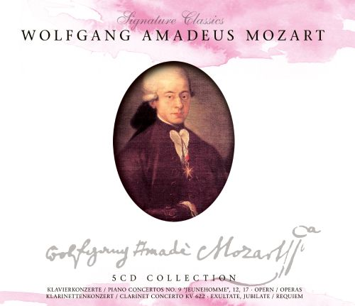 the early career of wolfgang amadeus mozart The genius career of wolfgang amadeus mozart - the musical prodigy wolfgang amadeus mozart was born in mozart's early life was full of many occurrences which.