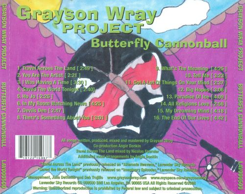 Butterfly Cannonball