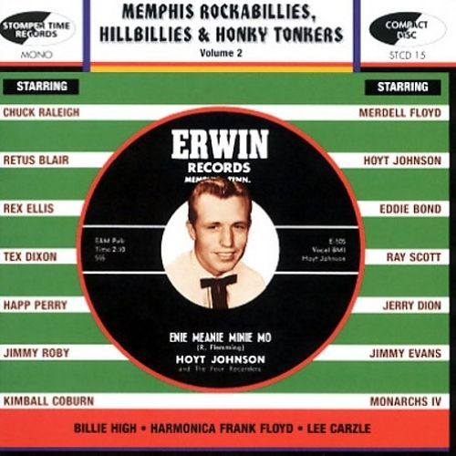 Memphis Rockabillies, Vol. 2: Hillbillies and Honky Tonkers