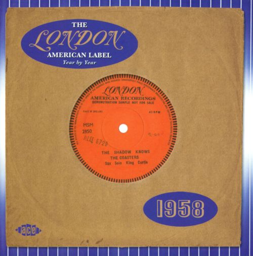 The London American Label Year by Year: 1958