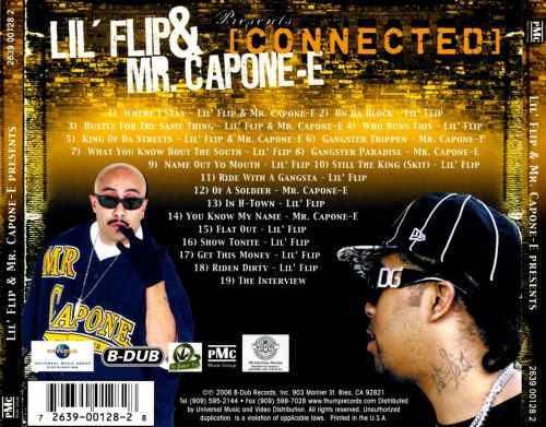 Connected - Lil' Flip | Credits | AllMusic