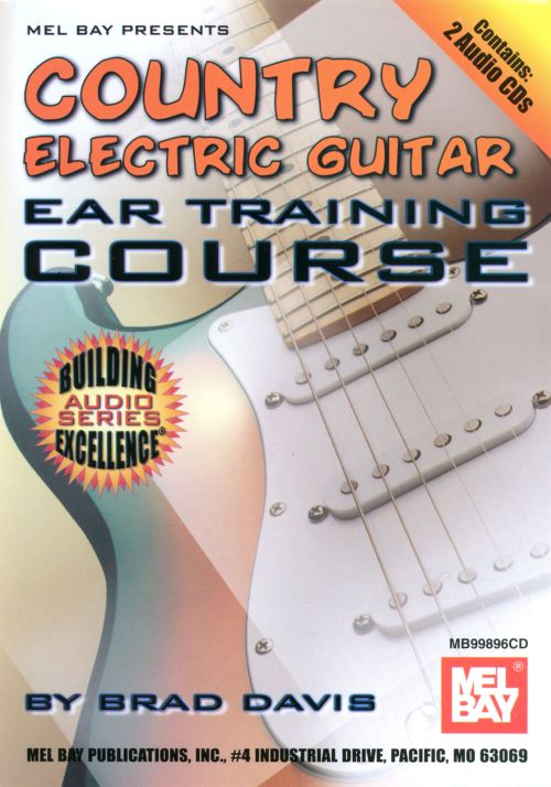 Country Electric Guitar: Ear Training Course
