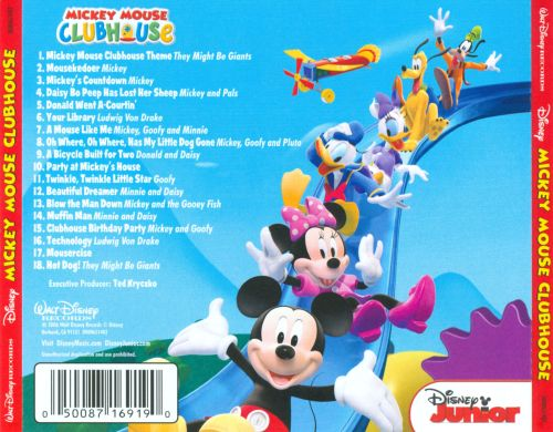 Disney Junior Mickey Mouse Clubhouse Disney Songs Reviews