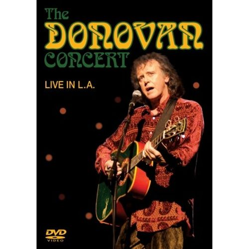 The Donovan Concert: Live in L.A. [DVD]