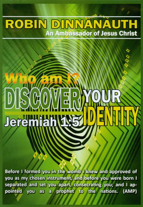 Who Am I? Discover Your Identity