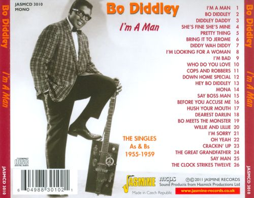 I'm a Man: The Singles As and Bs 1955-1959