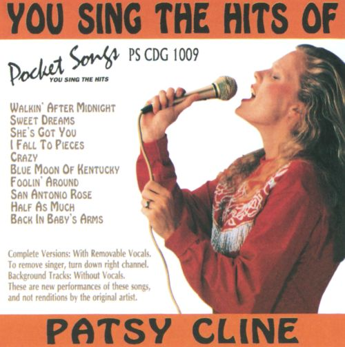 You Sing the Hits of Patsy Cline