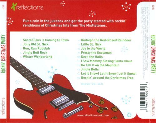 Rockin' Christmas Party [Reflections] - Various Artists | Songs ...