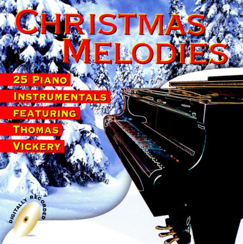 25 Christmas Melodies: Piano Instrumentals