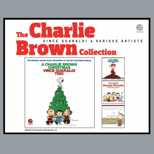 The Charlie Brown Collection - Vince Guaraldi | Songs, Reviews ...