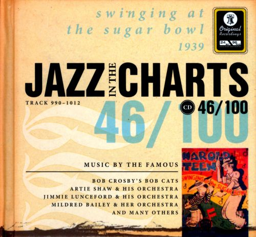 Jazz in the Charts 46/100: 1939