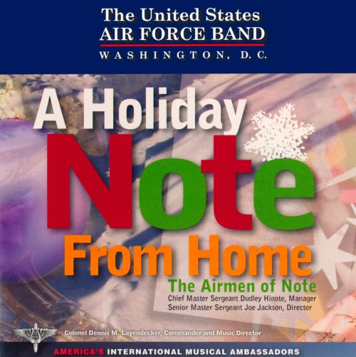 holiday note