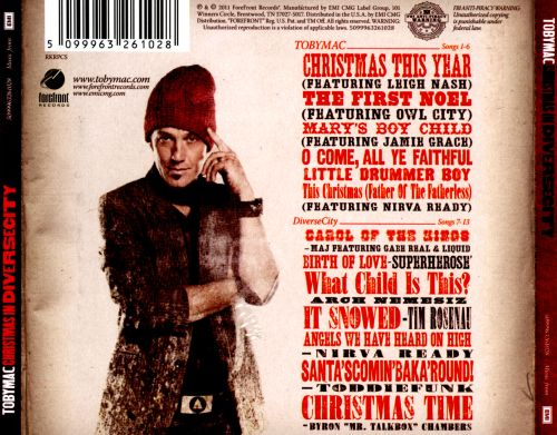 Christmas in DiverseCity - TobyMac | Songs, Reviews, Credits ...