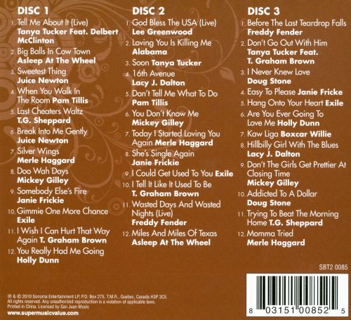 Best of Country Favorites