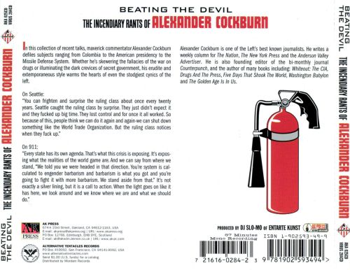 Beating the Devil: The Incendiary Rants of Alexander Cockburn