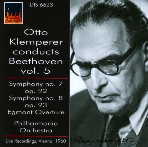 Otto Klemperer conducts Beethoven, Vol. 5