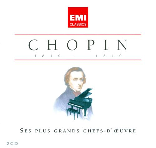 Chopin: Ses Plus Grands Chef-D'Œuvre