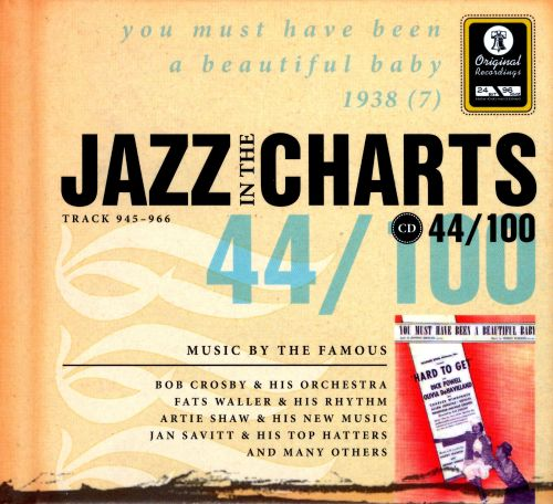 Jazz in the Charts 44/100: 1938, Vol. 7