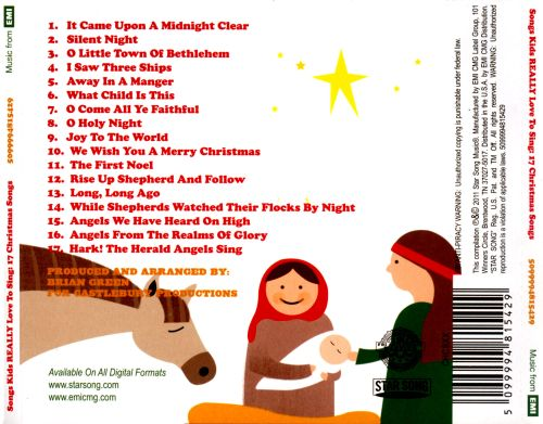 songs kids really love to sing 17 christmas songs - Christmas Songs For Kids