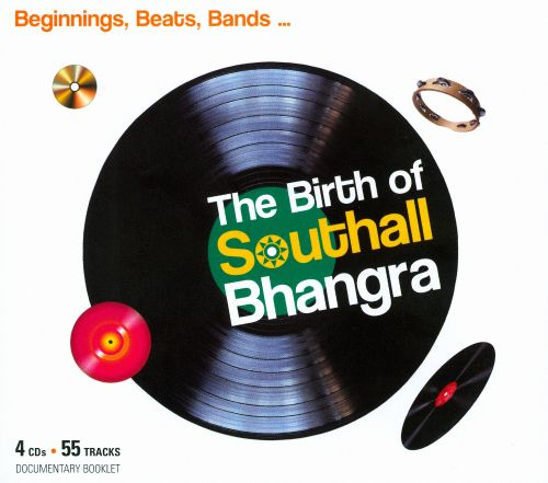 The Birth of Southall Bhangra [Box Set]