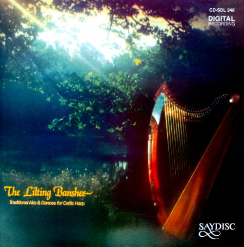 The Lilting Banshee: Traditional Airs & Dances for Celtic Harp