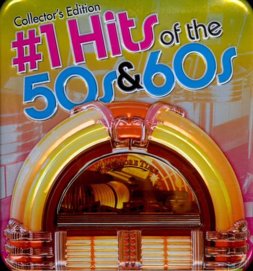#1 Hits of the 50s & 60s [Sonoma]