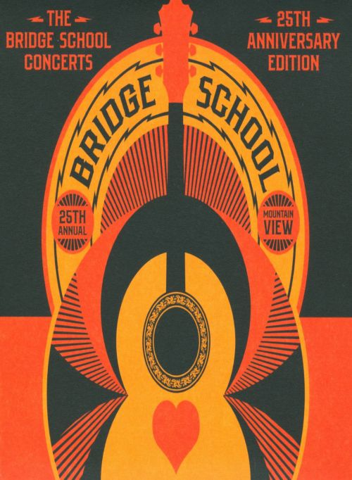 The  Bridge School Concerts: 25th Anniversary Edition [DVD]