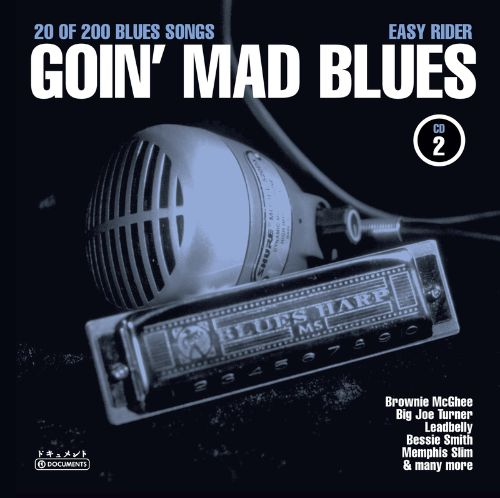 Goin' Mad, Blues Vol. 2