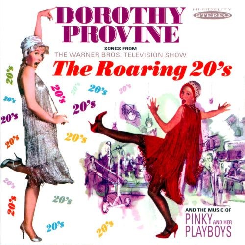 The Roaring 20s: Songs from the Warner Bros  Television Show