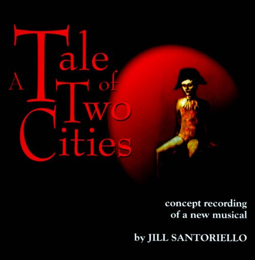 who wrote a tale of two cities
