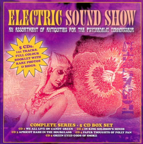 Electric Sound Show: An Assortment of Antiquities For the Psychedelic Connoisseur