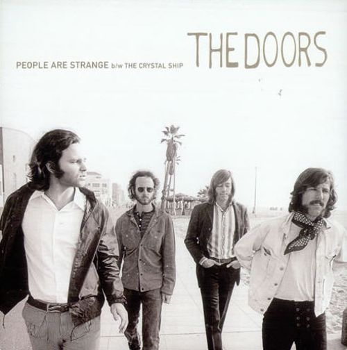 People Are Strange/The Crystal Ship