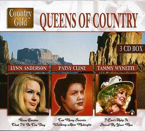 Queens of Country [Greatest Collection]