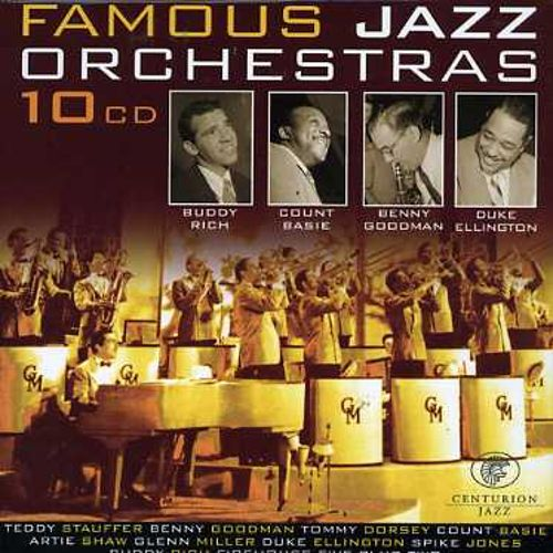 Famous Jazz Orchestras