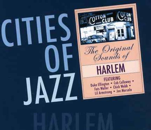 Cities of Jazz: Harlem