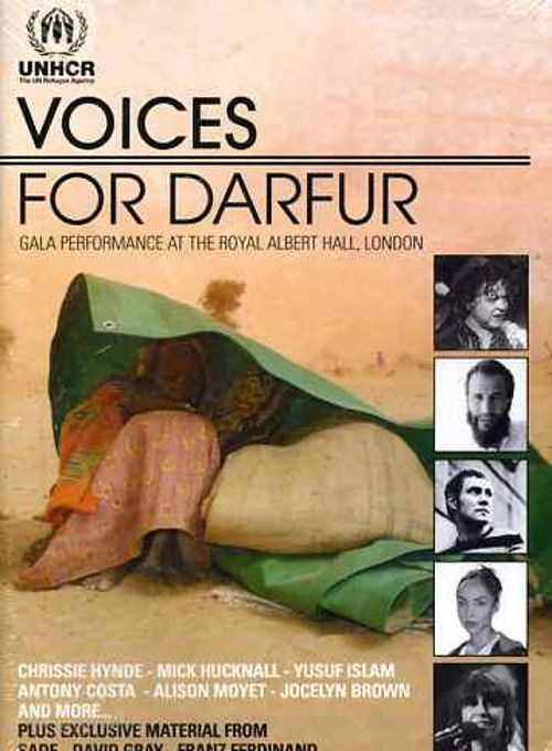 Refugee Voices: A Concert for Dafur