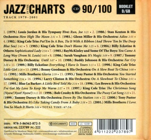Jazz in the Charts, Vol. 90: Everything I Have Is Yours 1948-1949