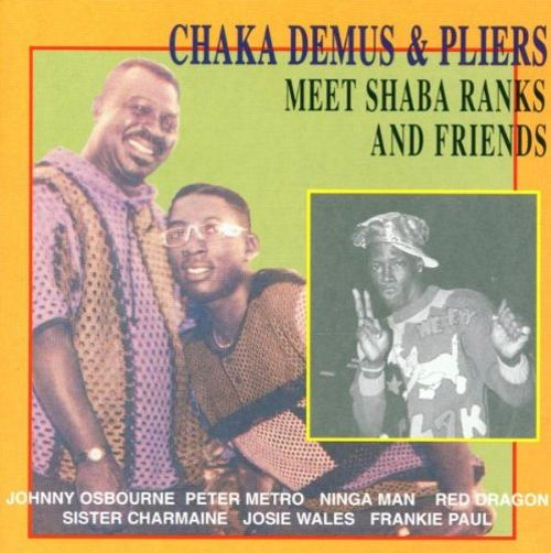 Meet Shaba Ranks & Friends