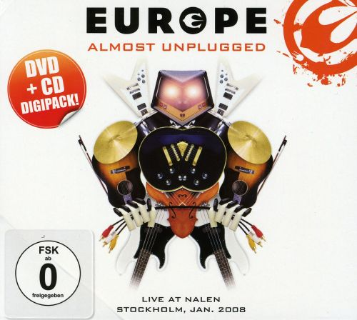 Almost Unplugged [DVD]