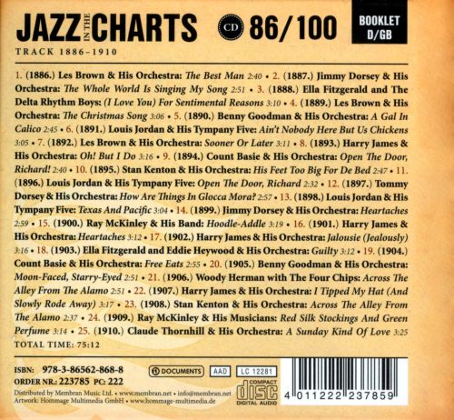 Jazz In the Charts: 86/100: 1946-1947