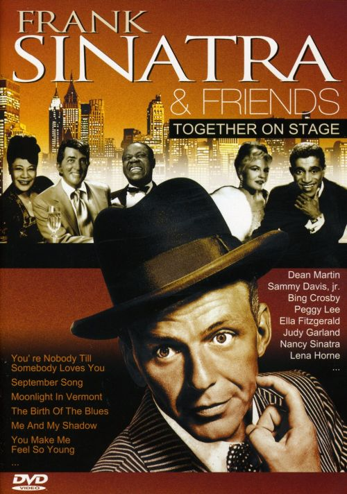 Frank Sinatra & Friends Together on Stage