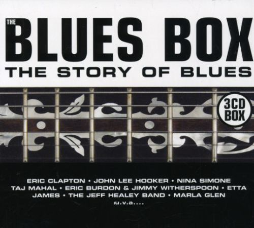 Blues Box: The Story of Blues