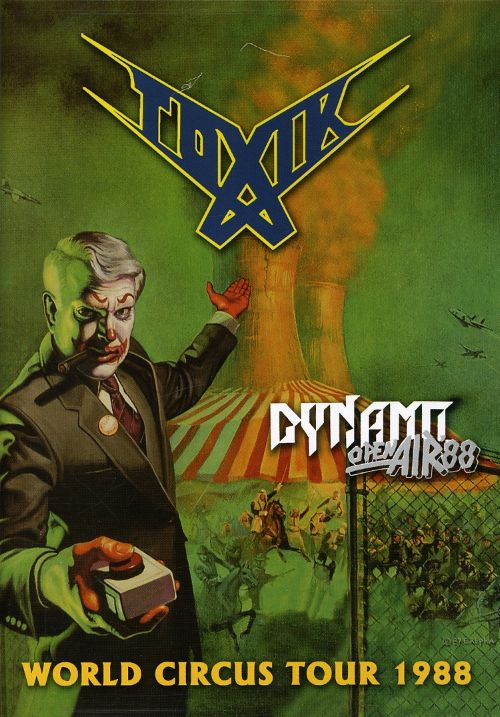 Dynamo Open Air: World Circus Tour 1988